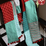 Homemade Christmas – Patchwork Scarves