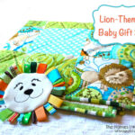 Lion-Themed Baby Gift Set
