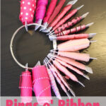 A New Way to Store Ribbon!