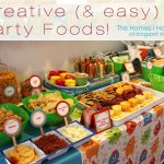 Monster Party – Spotlight on Food