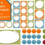 Monster Party – Printables