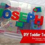 DIY Toddler Toys – Part I