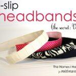 No-Slip Headbands Over at PS Today!