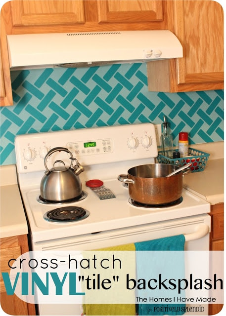 See My New Backsplash Over at PS Today!