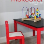 A Play Table Makeover!