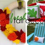 Fresh Fall Decor {Outside Version}