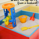 Color-Block Sandbox {Wayfair DIY Challenge!}