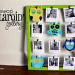 """Easy Swap """"Polaroid"""" Gallery {Little Boy Room Project}"""