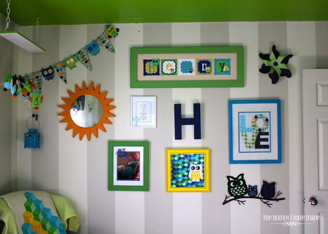 I've Been Featured: Project Nursery Room of the Month!