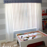 Cheap and Easy Decorative Side Panels