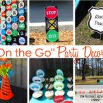 """""""On the Go"""" Party – Spotlight on Decor"""