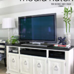 Styling Around a Media Hutch