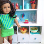A Doll-Sized China Hutch – A (Mini) Furniture Makeover!