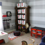 Preppy Playroom Reveal