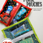 See-Through Purse Pouches