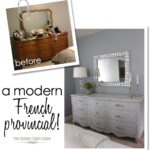 A Modern French Provincial!