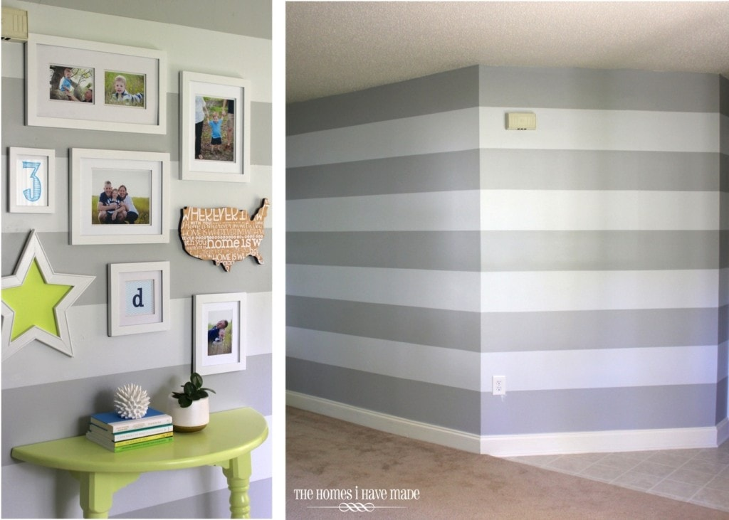 striped bedroom wall many stripes the homes i made 13414