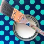 Well hello paint brush! Long time no see! weekendproject paintedfurniturehellip