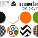 A Funky & Modern Big Boy Room – The Inspiration Board!