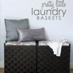 Pretty Little Laundry Baskets