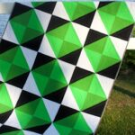 A Really Wild and Very Green Quilt!