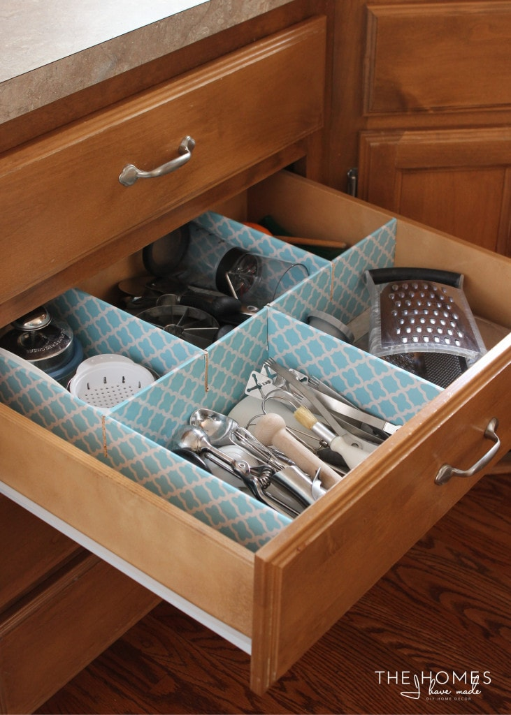 Removable Drawer Organizer
