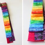 """A Bit About This Weekend and My """"Fire Quilt"""""""