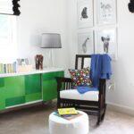 Toddler Room Reading Nook Complete!