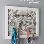 Jewelry Display Board Tutorial