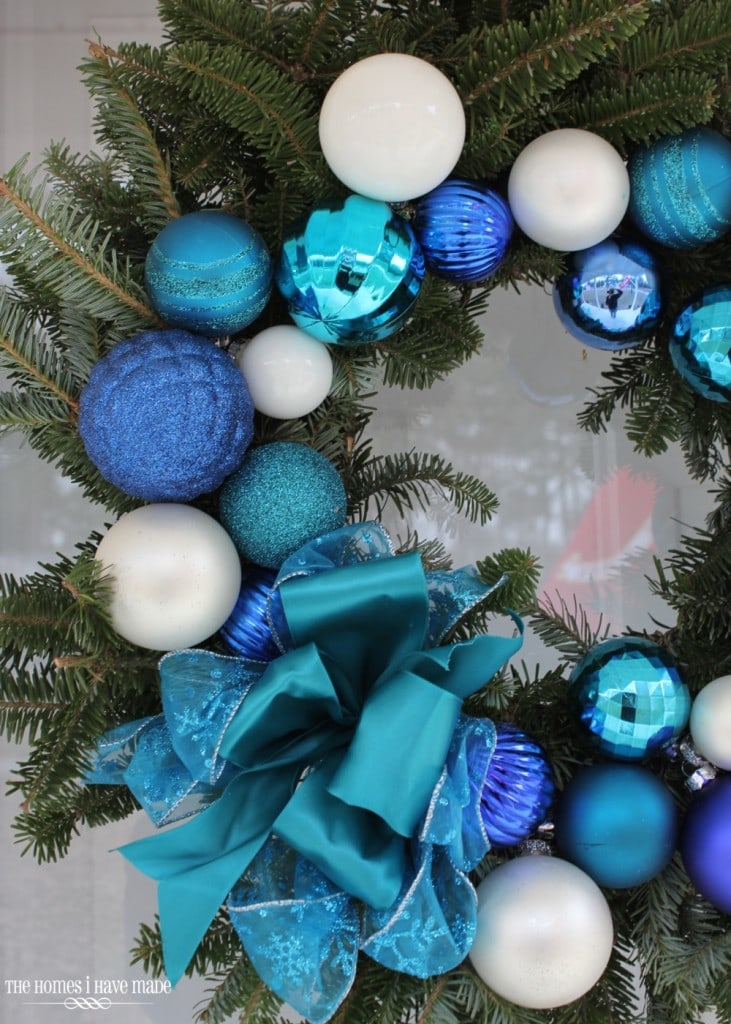 pinterest christmas craft ideas 15 minute ornament wreath the homes i made 5173
