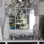 Silver and Gold Holiday Home