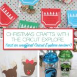 A Very Cricut Christmas – My (Unofficial) Cricut Explore Review Part 1!