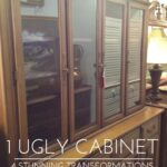 1 Ugly Cabinet = 4 Stunning Transformations