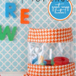 DIY Peek-a-Boo Toy Bags – A Great Scrap Buster Project!