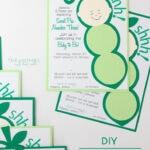 DIY | Sweet Pea Invitations