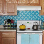 Kitchen Reveal | Making the Most of a Builder-Basic Rental