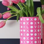 Gloomy winter days call for tulips and pretty papers donthellip