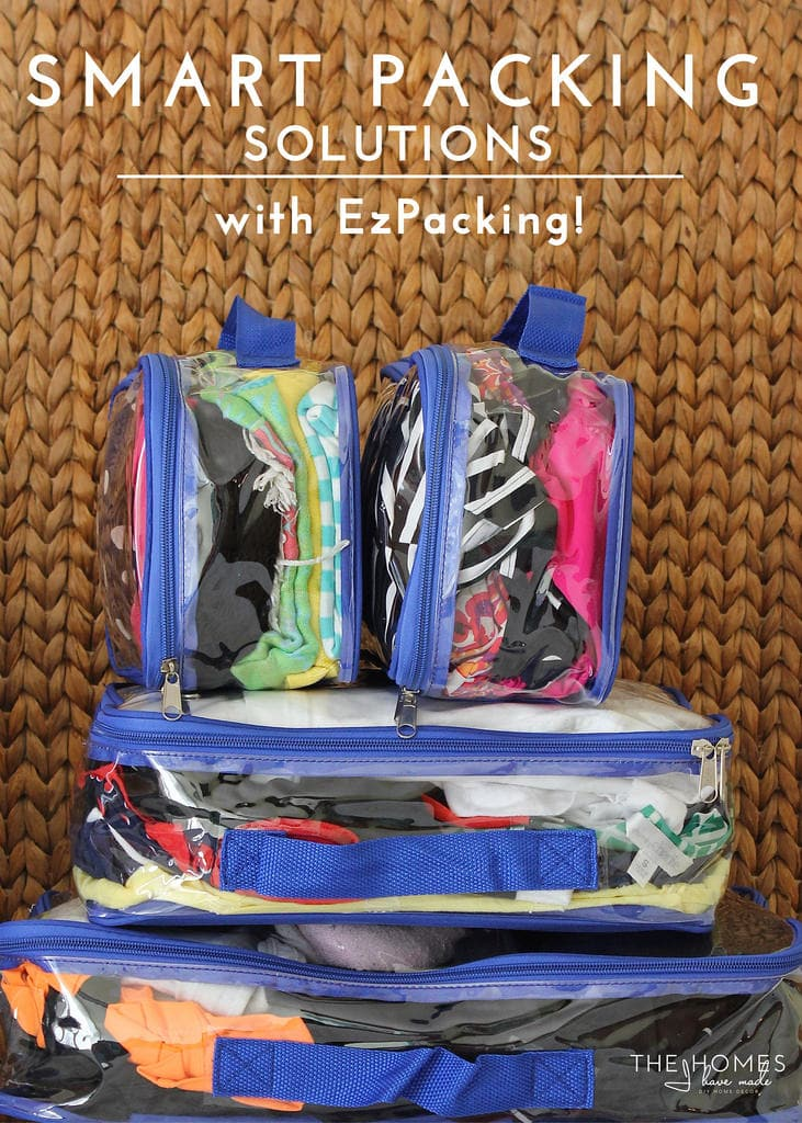 Smart Packing Solutions with EzPacking!