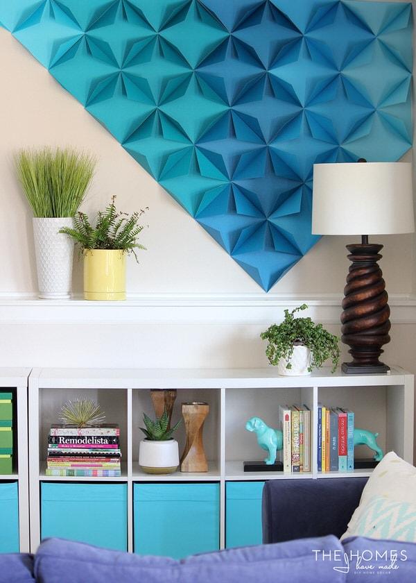 3D Paper Wall Art-01