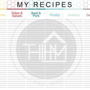 Recipe Catalog 1 - Original