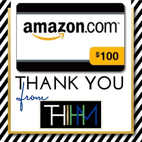 THIHM Amazon Giveaway