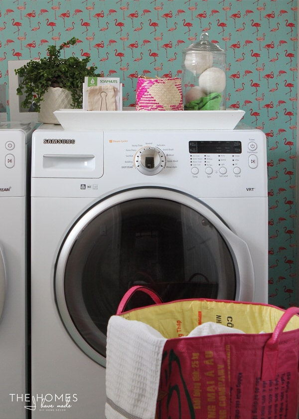 Feel Good Laundry with GlobeIn