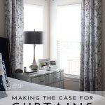 Making the Case for Hanging Curtains in Your Rental