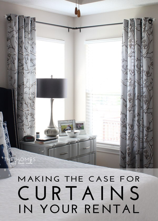 Making the Case for Curtains
