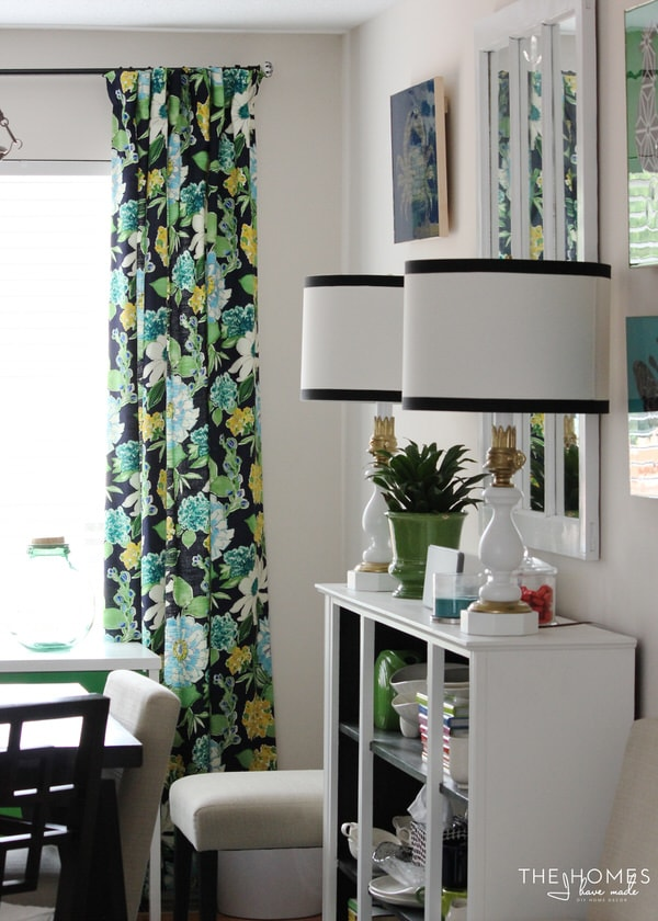 Making the Case for Hanging Curtains in Your Rental | The Homes I ...