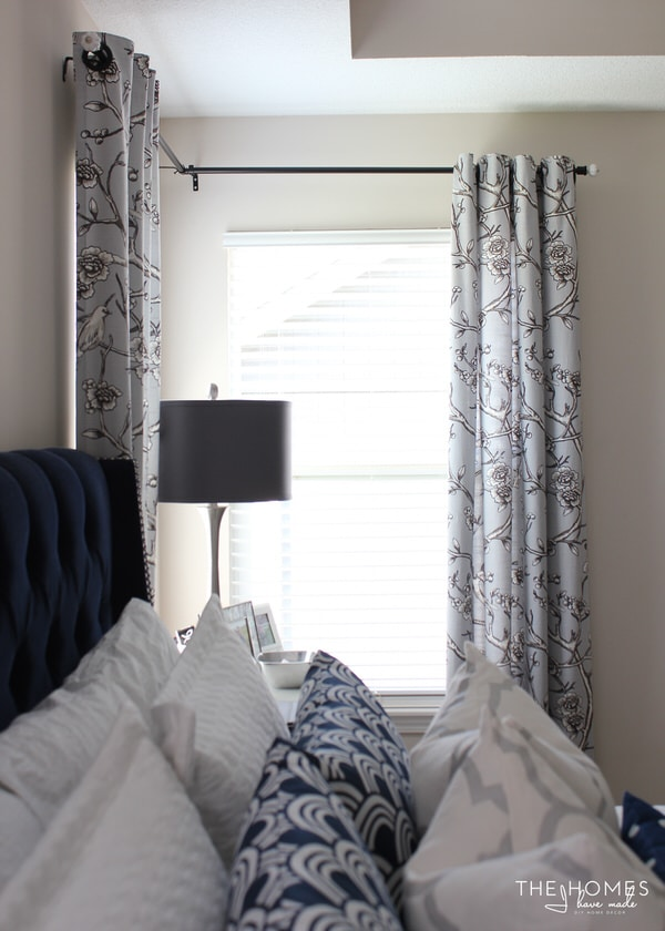 Corner Window Treatments