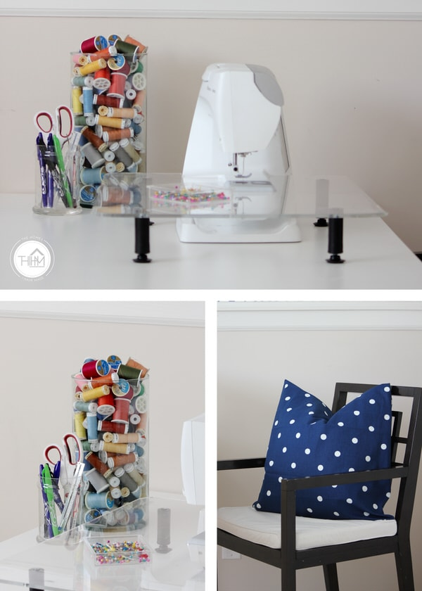 Simple Sewing Station