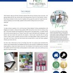 Welcome to the All-New The Homes I Have Made!