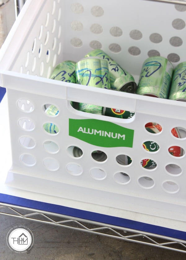 Organize This: Recycling