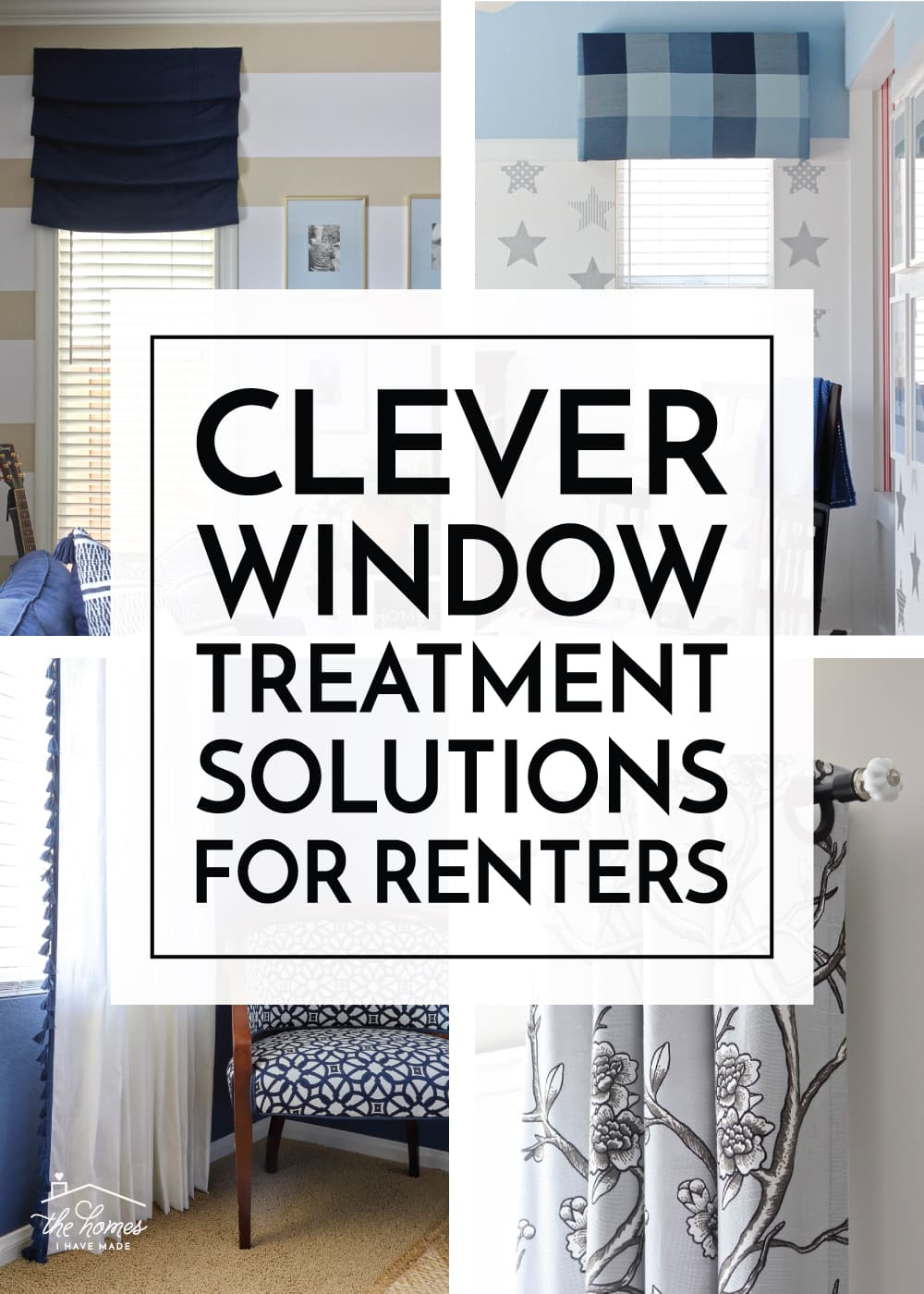 Window Treatment Solutions for Renters